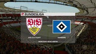 A simulation of the upcoming match in german bundesliga 2, vfb stuttgart vs hamburger sv.#fifa20 #stuttgarthamburg #stuttgarthamburger #stuttgarthamburgs...