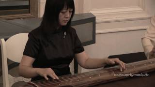 Li Fengyu-Qin, Wang Jianxin-Xiao (China), earlymusic XII international festival, St.Petersburg