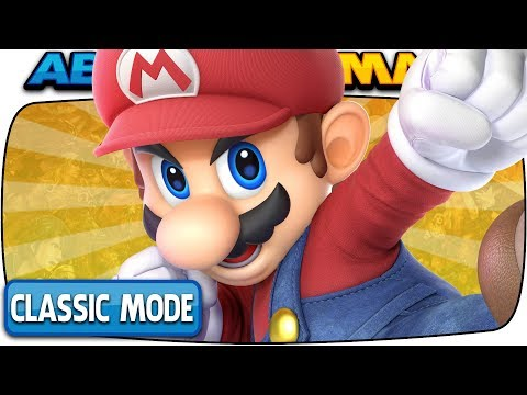 MARIO Classic Mode (Hardest Intensity & No Deaths) | Super Smash Bros Ultimate