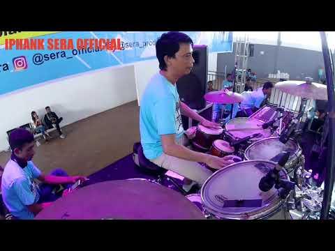Luka Hati Luka Diri Cover Kendang by Iphank Sera (SERA Live FamGath 1 SERA MANIA INDONESIA 2018)