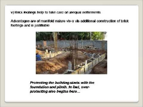 Training Report On Residential Building  Civil Engineering  Youtube