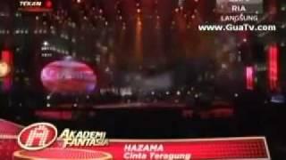 Hazama AF9 - Cinta Teragung [Konsert Akhir AF9]