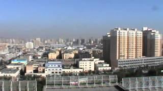 Вид из окна гостиницы СиЮй  11 этаж(, 2014-02-09T08:42:58.000Z)
