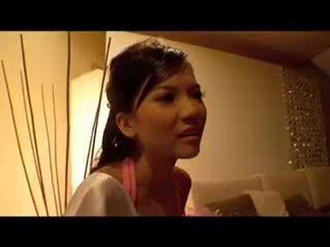 Miss Singapore Universe 2007 - Interview with Top Three