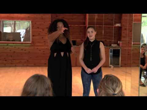 Straight From New York: Performances with Marisha Wallace