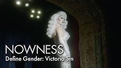 Victoria Sin's Drag Transformation