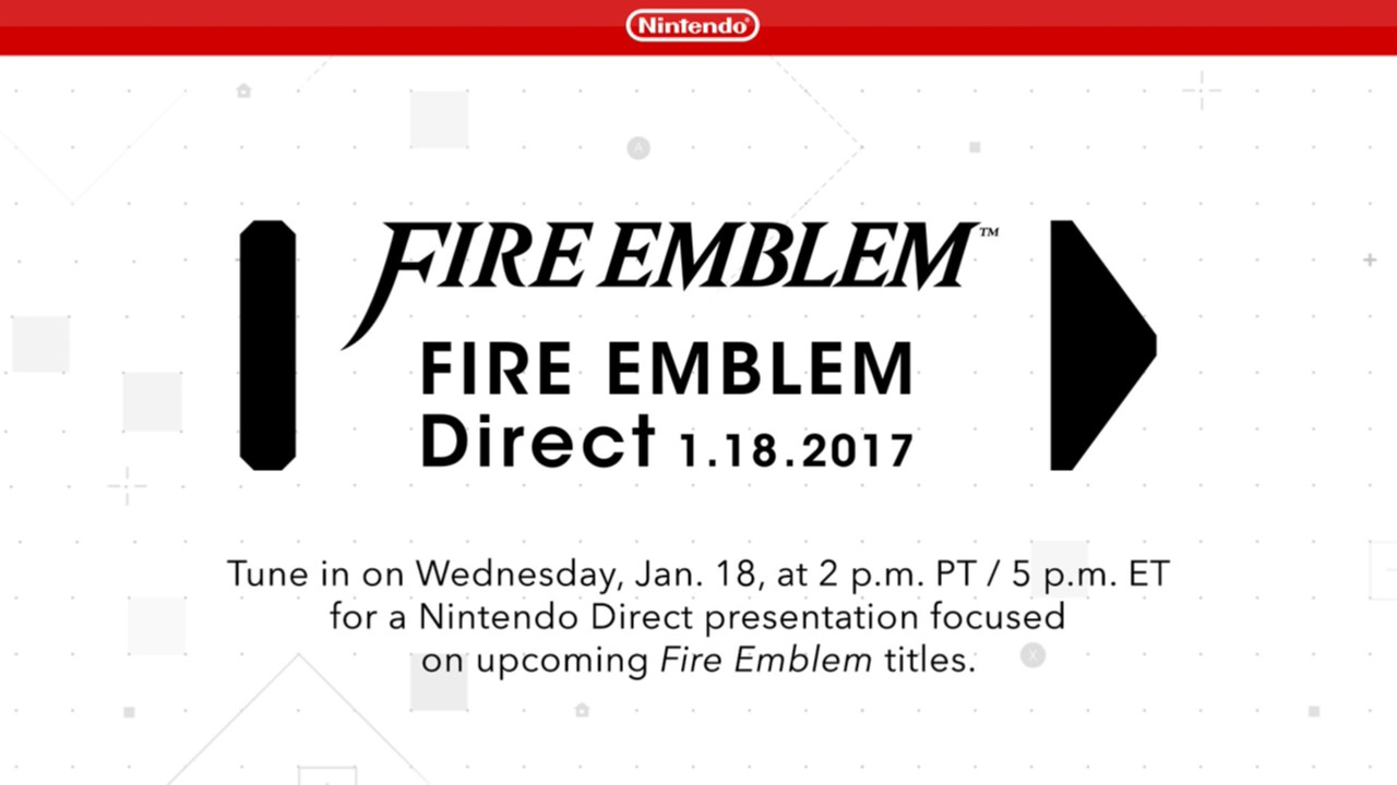Fire Emblem Direct - Subscribe for more Nintendo fun! https://goo.gl/09xFdP