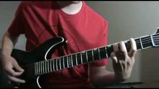 Old Man Gloom - Shoulder Meat (Guitar Cover)
