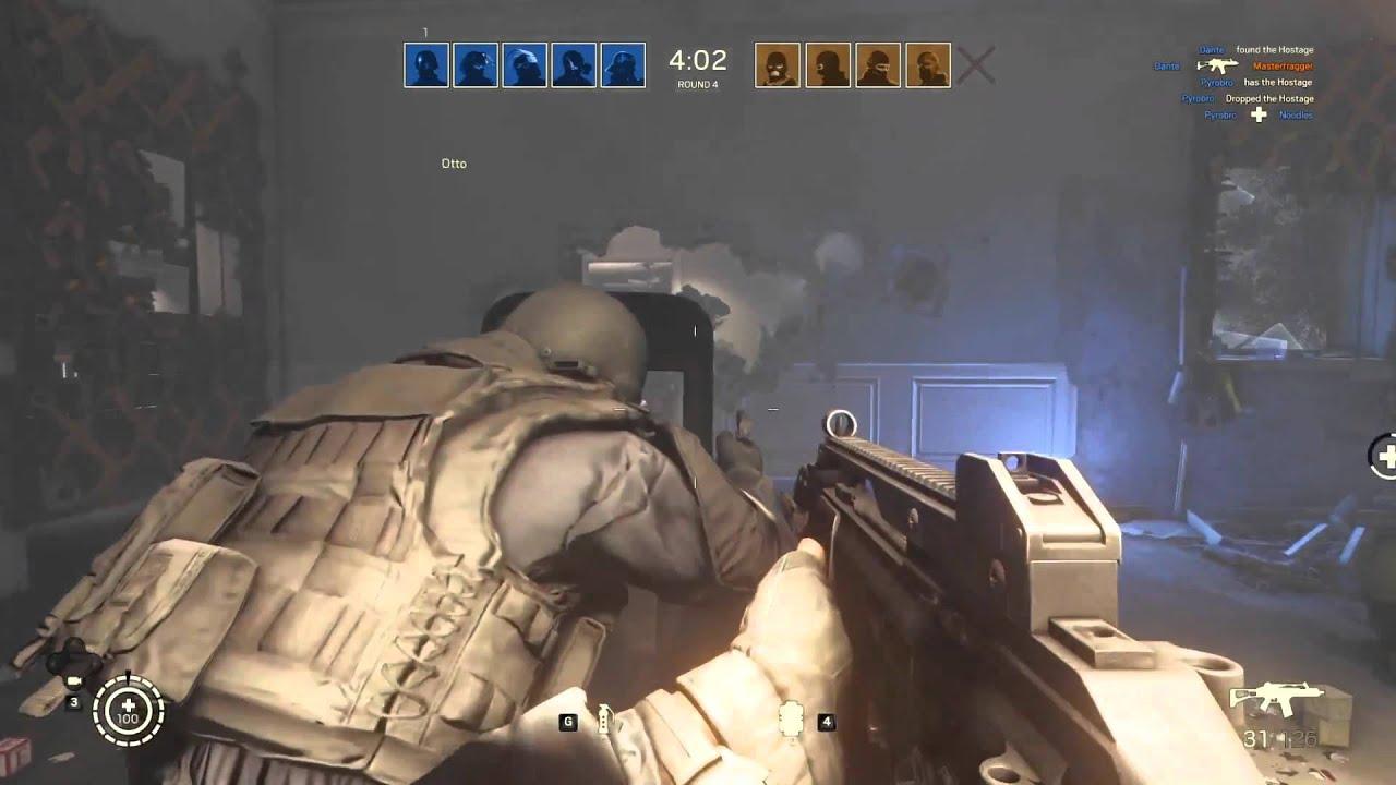 Rainbow Six Siege Gameplay Best Moments Screenshot
