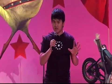 Ronny Chieng - RAW Comedy 2010