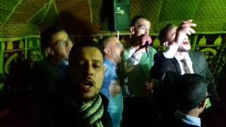 اغنية المولودية الوجدية هشام درفوفي في احد اعراس في مدينة وجدة مبروك صعود