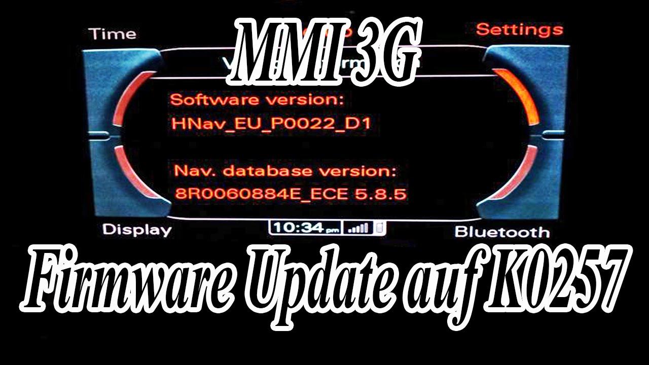 firmware k0257