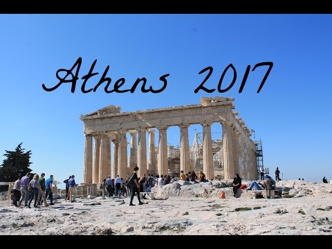 Athens 2017 | Travel Video