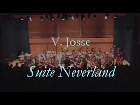 Suite Neverland (suite for symphony orchestra inspired by Peter Pan) - Victor Josse : 1/7 Prologue