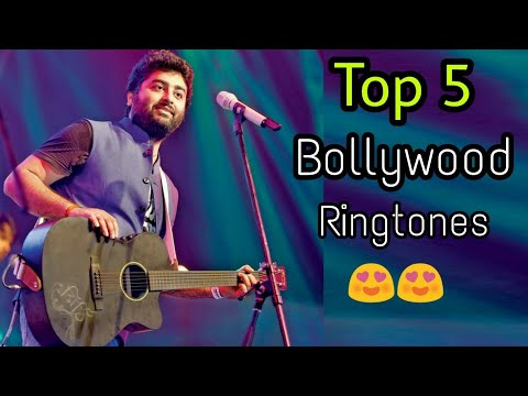 Top 5 Bollywood Ringtones || Heart Touching !! 😍😍