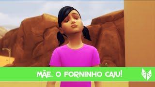 me o forninho caiu   the sims 4