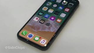 Apple iPhone X | First Look