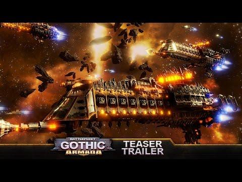 BATTLEFLEET GOTHIC: ARMADA - TEASER