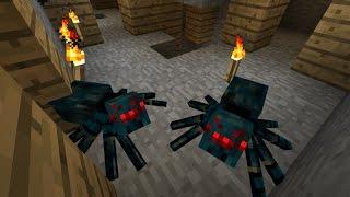 Minecraft 1.11.2. ФЕРМА ПЕЩЕРНЫХ ПАУКОВ #2. Выживание #34 (Майнкрафт прохождение)