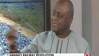 Ghana's Railway Revolution - UPfront on JoyNews (17-10-19)