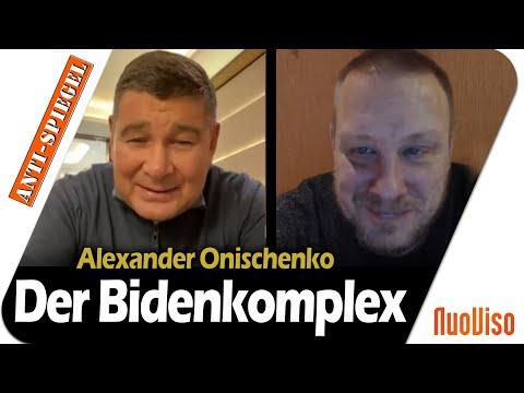 Der Bidenkomplex - Thomas Röper im Gespräch mit Alexander Onischenko