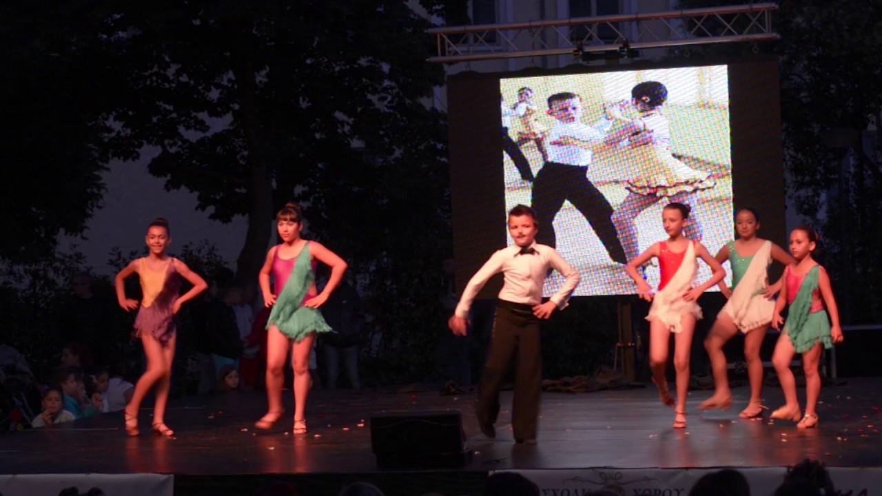 24f094be5e2 RiaL Dance by Ria Leontaridou παρουσίαση 2017. Σωτηρία Λεονταρίδου