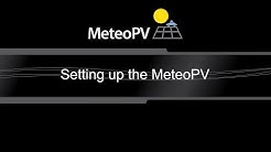 MeteoPV Configuration and Data Collection