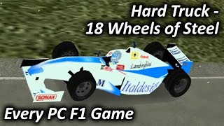 Hard Truck - 18 Wheels of Steel (2002) - Every PC F1 Game
