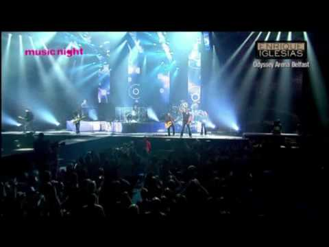Enrique Iglesias - Do You Know (Ping Pong Song) - LIVE form Belfast 2007 HQ