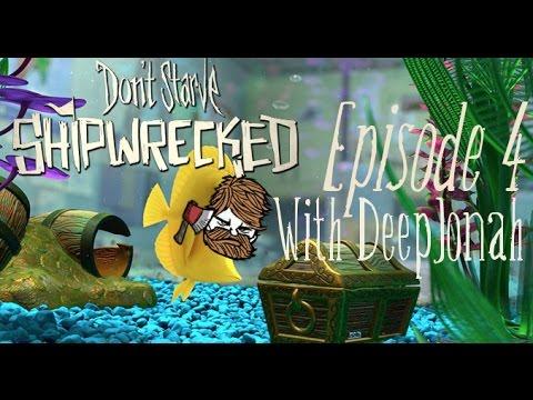 Don't Starve Shipwrecked E4 | Suspicious Bubbles | W/ Deepjonah