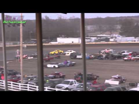 IMCA Stock Car Spring Nationals Beatrice Speedway 3 14 15