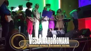 Bachata Ambassador Vesa: Awards and Reconocimientos
