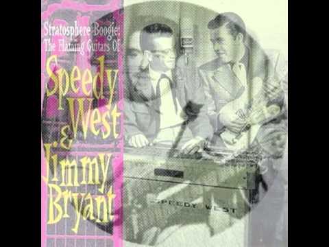 Jimmy Bryant And Speedy West - Frettin' Fingers