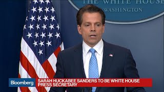 Scaramucci Says He Hopes Spicer Makes Lots of Money