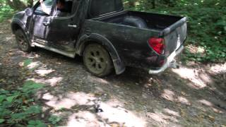 One Hour Off Road Driving Experience - Red Letter Days