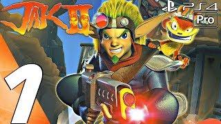 Jak 2 - Gameplay Walkthrough Part 1 - Prologue (PS4 PRO)