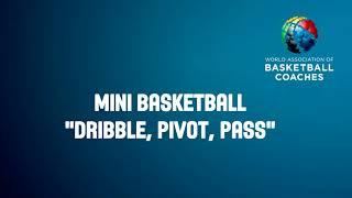 SK dribble pivot pass