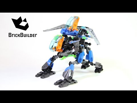 Lego Hero Factory 44028 SURGE & ROCKA Combat Machine - Speed Build
