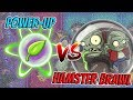 Plants vs Zombies 2 Epic Hack - Each Plants Ultimate Power UP vs Hamster Brawl Gargantuar