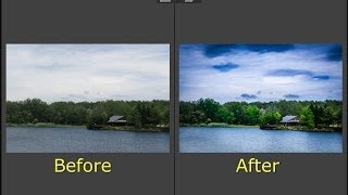 Learn Lightroom 5 - Part 21: Photorealistic HDR (32 Bit) (Training Tutorial)