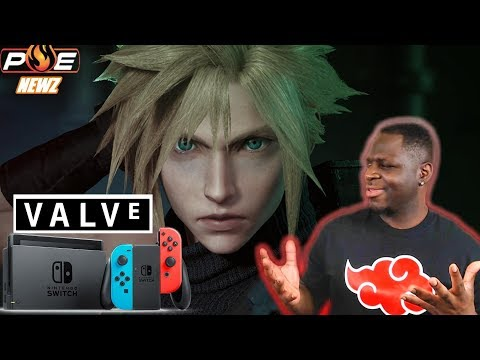 """Final Fantasy VII Remake's Crazy Scope! Valve """"Technically"""" a Publisher on Switch Now!   PE NewZ"""