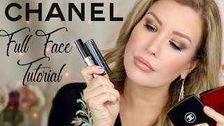 My Current Go To Makeup Look using Chanel ft. NEW Ultra Le Teint Foundation