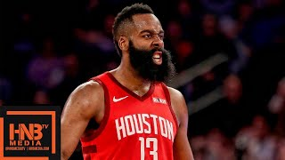 Houston Rockets vs New York Knicks Full Game Highlights | 01/23/2019 NBA Season