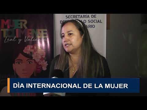 Alcaldía y gobernación inician campaña por la dignidad femenina