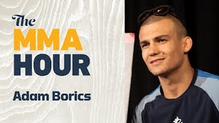 Adam Borics: Aaron Pico Is 'Very Talented' But 'Maybe The Hype Was Too Much For Him'