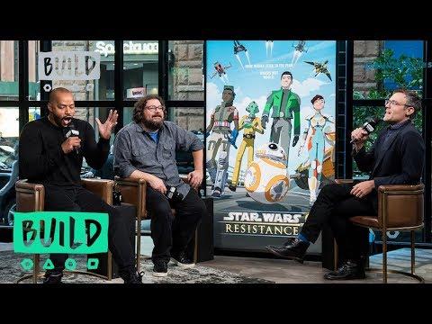 Bobby Moynihan & Donald Faison Talks Disney's