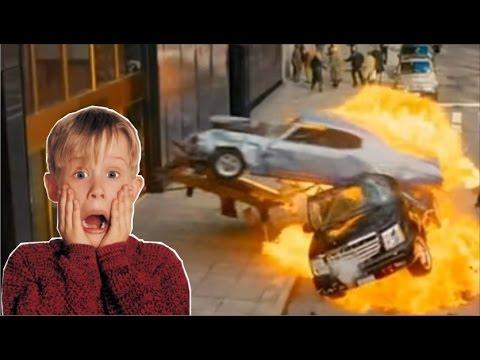 Видео Для Детей Сумасшедшие Гонки На Машинах и Аварии! | Видео Для Детей Про Машинки!