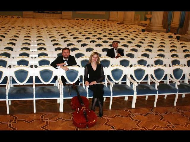 Bernard Chmielarz - Piano Trio cz.I (2002)