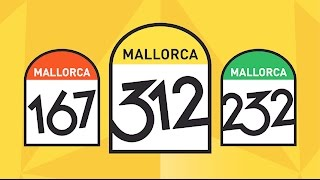 The new Mallorca 312 - Giant - Taiwan. 2016 courses