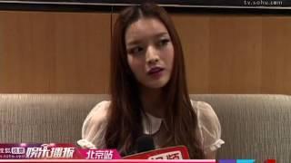 《搜狐娱乐》郭富城绯闻女友叶熙祺:我没住过他家